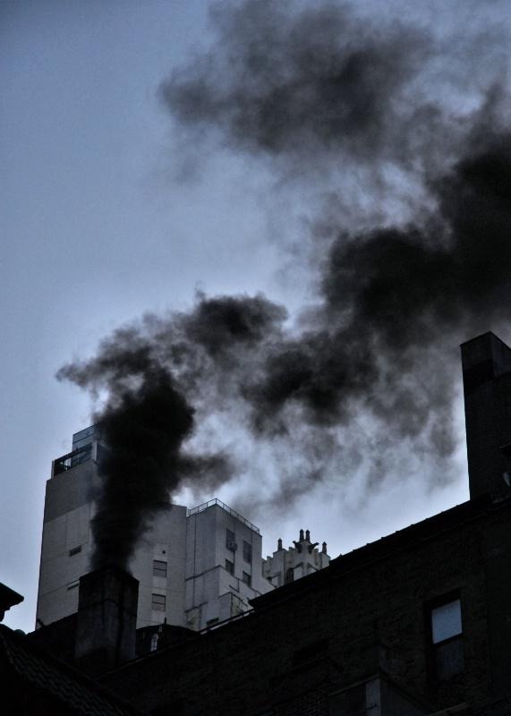 Urban Smoke  Signals