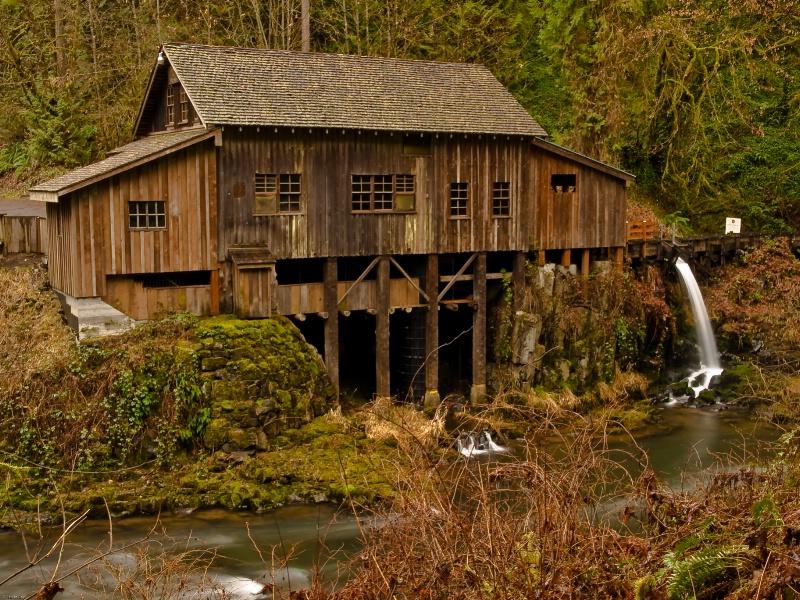 ~Cedar Creek Grist Mill~