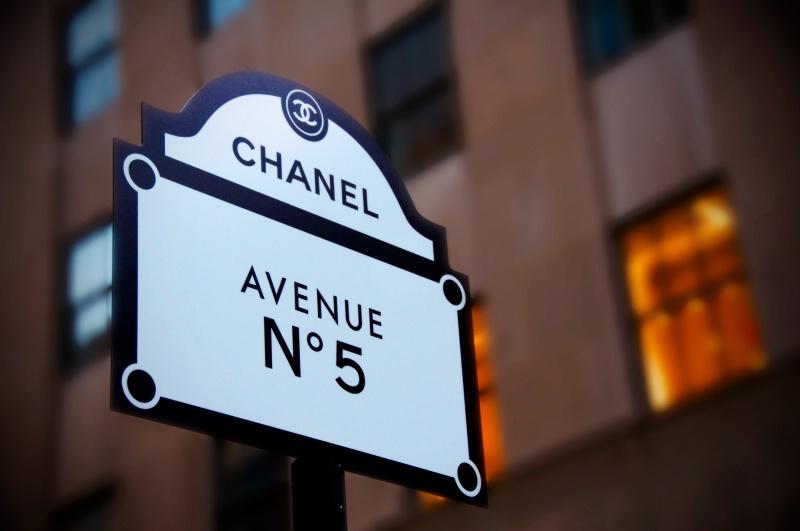 Chanel Avenue