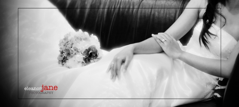 Soft Bride BW