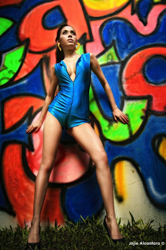 Fashion psychedelic