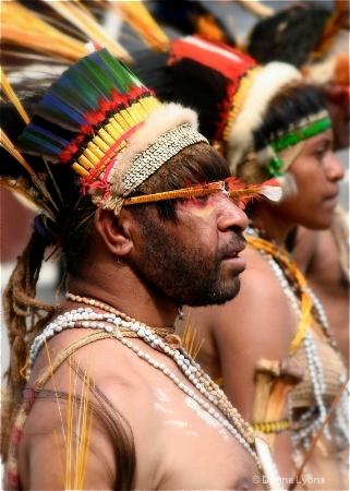 Papau New Guinea Dancers