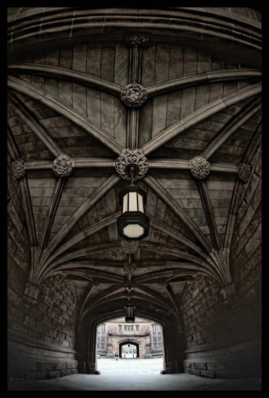 If Escher was an architect...