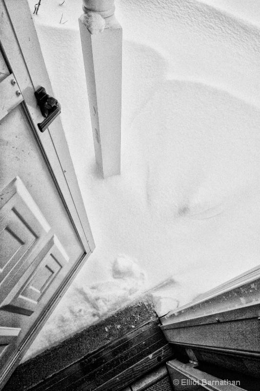 Blizzard of 2010 8 - ID: 9752493 © Elliot S. Barnathan