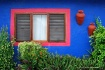 Colorful house in...