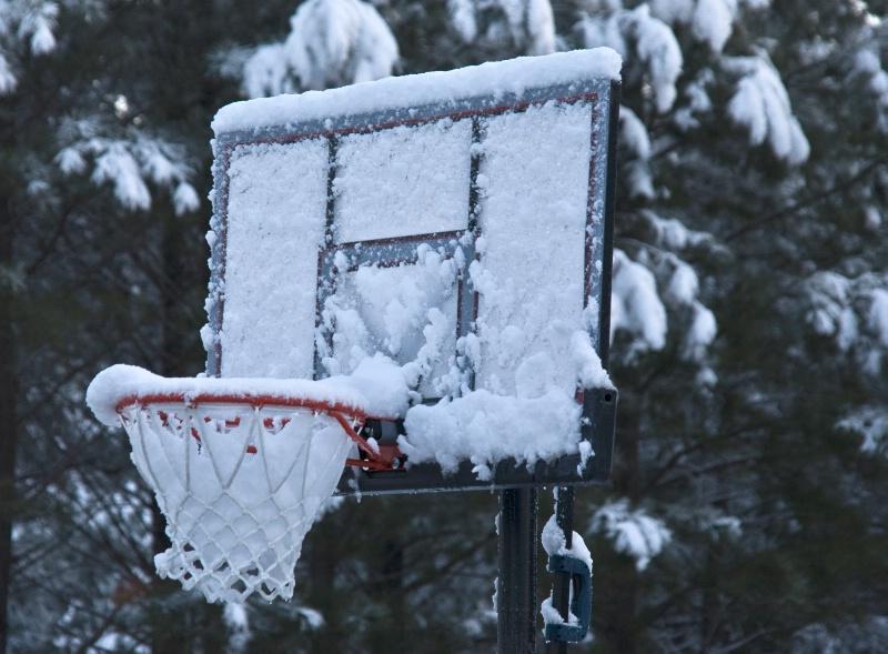 No Basketball Today