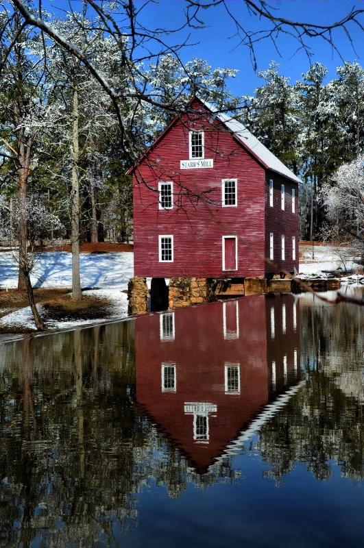 ~Starr's Mill~
