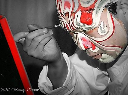 Jing Role_Face Painting