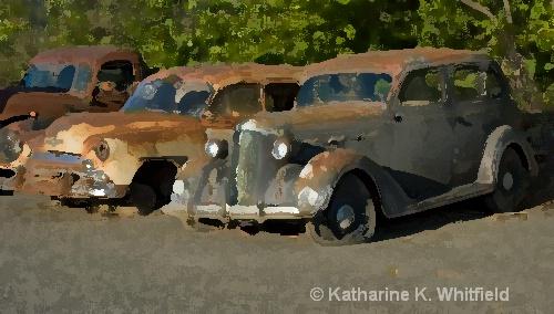 Graveyard 4 - ID: 9804390 © Kathy K. Whitfield