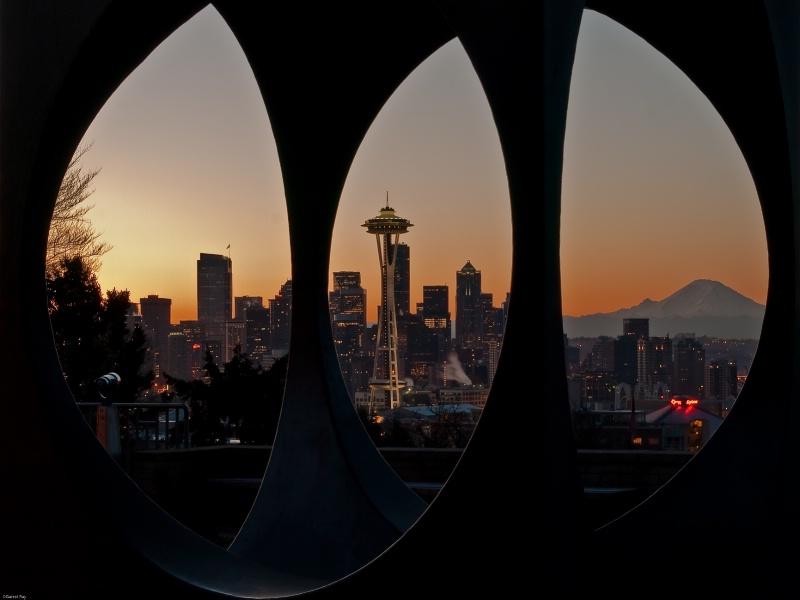 ~Morning in Seattle~