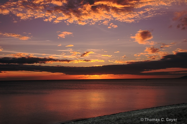 Philippine Sunset 4 - ID: 9831036 © Thomas C. Geyer