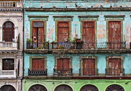 Habana Balcony