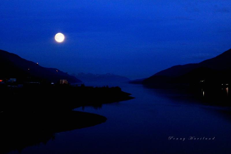 Juneau Moon