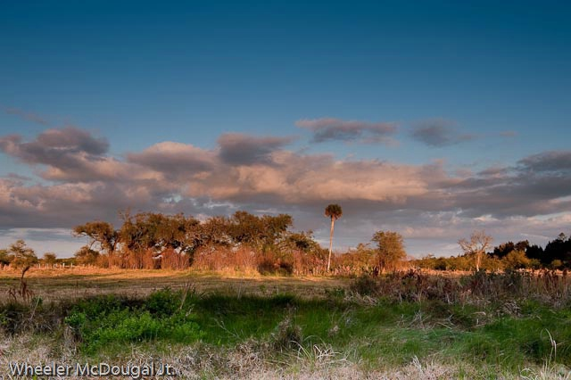 Clearing Storm - ID: 9870629 © Wheeler McDougal Jr.
