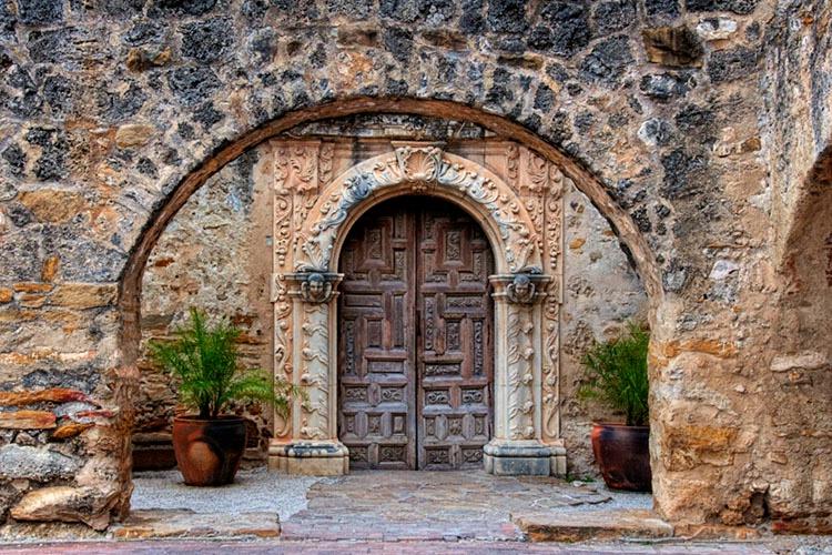 San Jose Mission - San Antonio, Texas
