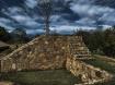 Ruins at Tehuacal...