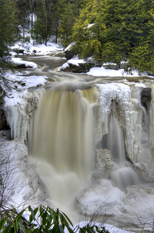 Blackwater Falls Series #4
