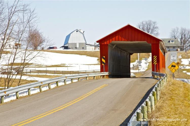 McColly  Covered Bridge