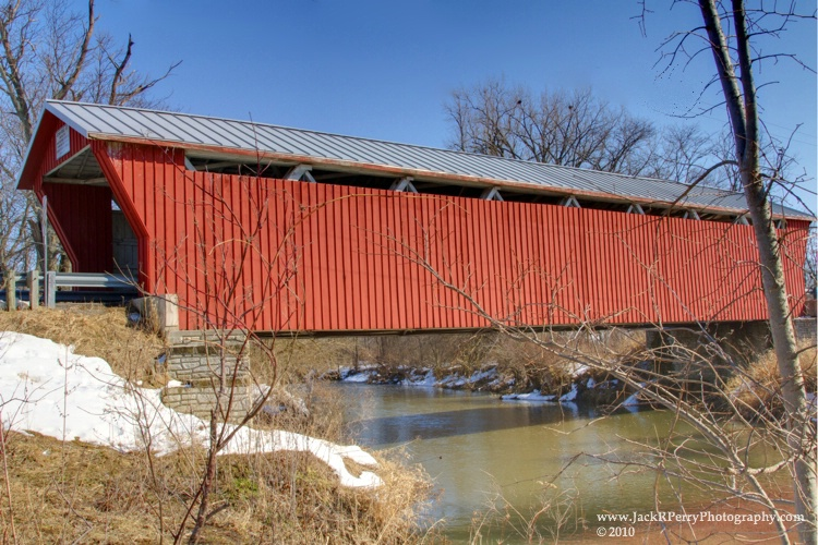 Bickham  Covered Bridge