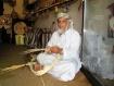 Old Omani weavin...