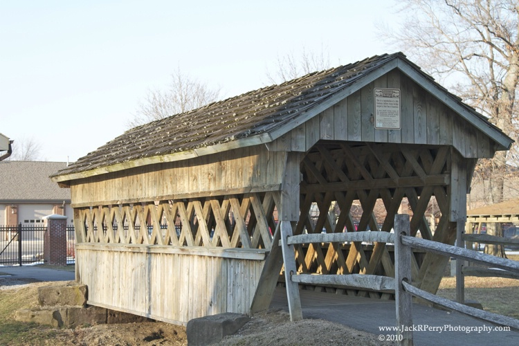 Fairgrounds Covered Bridge