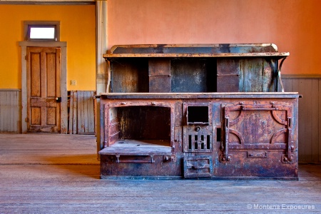 Crowds are Long Gone - Bannack
