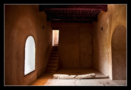 Oman -The Jail in an Omani Fort