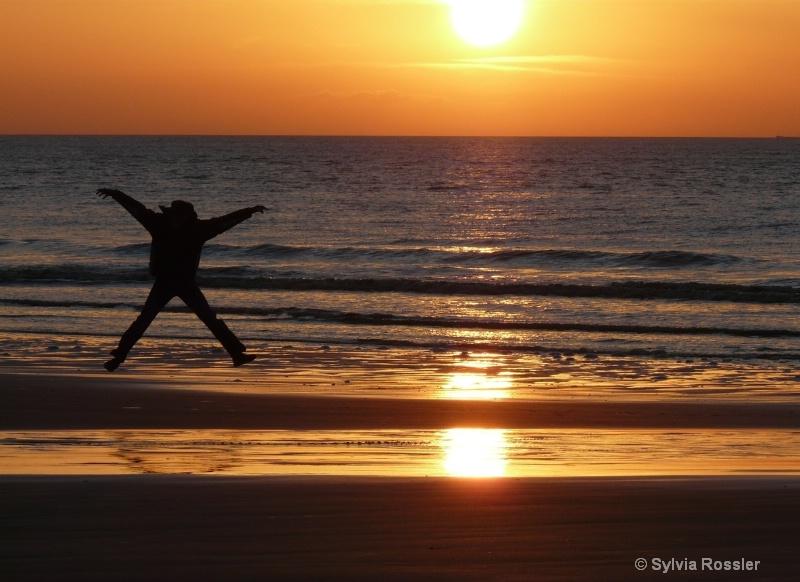 fun in the sunset