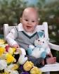 Blue Bunny Baby