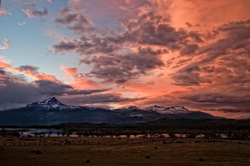 Torres Del Paine Sunset - ID: 9966301 © Karen Celella
