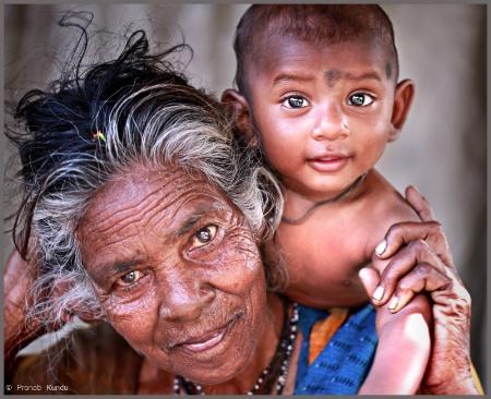 Grandmom Love