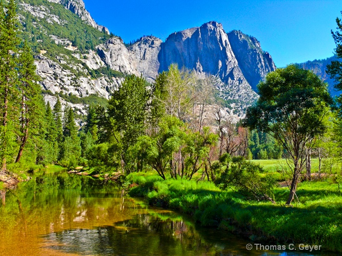 Yosemite Valley - ID: 10005309 © Thomas C. Geyer