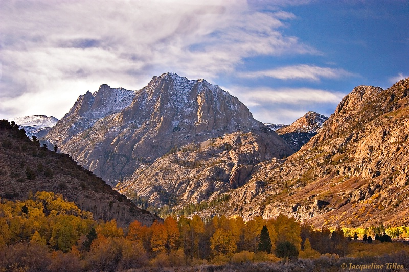 An Autumn Morning in the Sierras - ID: 10018178 © Jacqueline A. Tilles