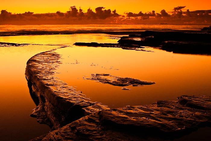 Golden Rock Pool, Terrigal