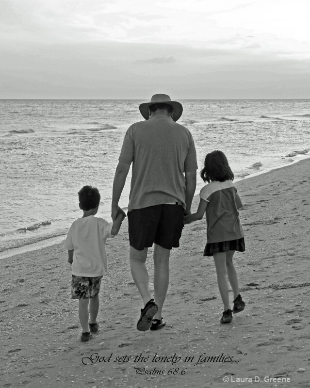 God Sets the Lonely in Families