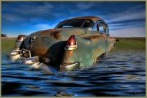 Submerged Caddy