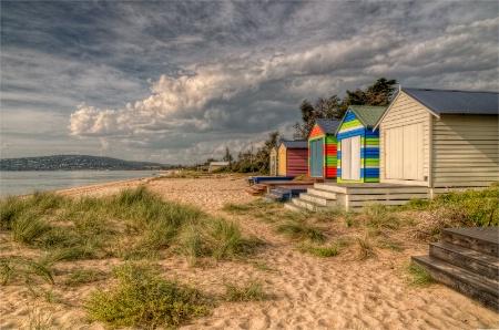 Dromana Beach.