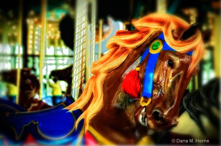1918 Carousel - ID: 10061343 © Dana M. Scott