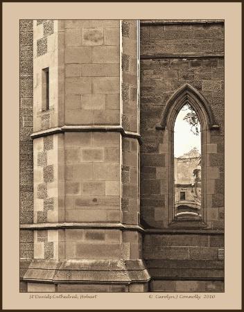 * St Davids Cathedral, Hobart #2 *