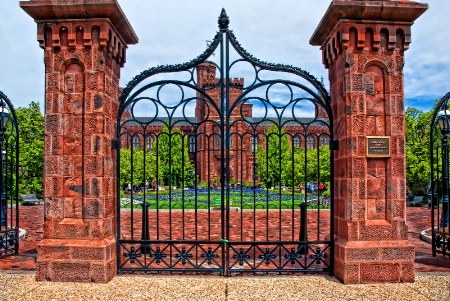 Enid Haupt Garden, Washington DC