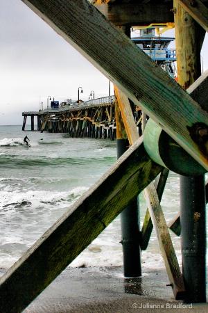 Grey Pier Day