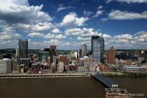 Pittsburgh's Smithfield Street Bridge