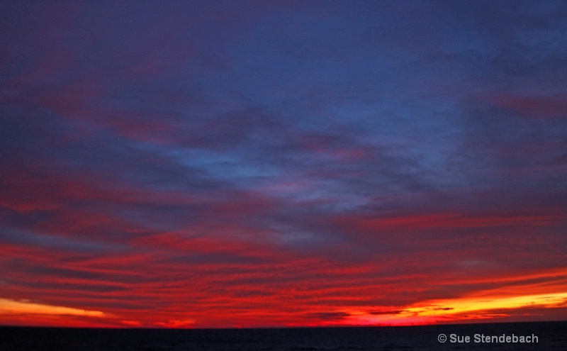 Technicolor Sunrise, Duck, NC - ID: 10123383 © Sue P. Stendebach