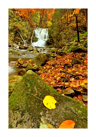 Indian Brooks Falls, Cold Spring, NY