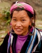 sapa tribal lady ...