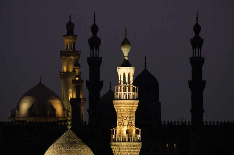 City of thousands minarets