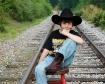 Handsome Cowboy.