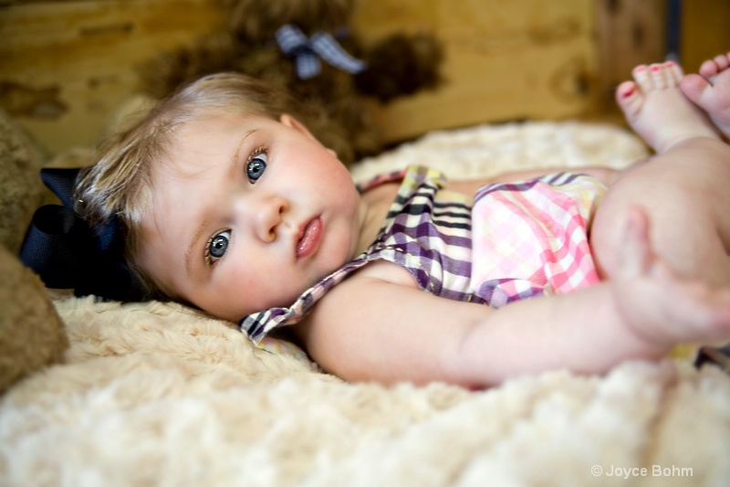 Beautiful Baby Zoey