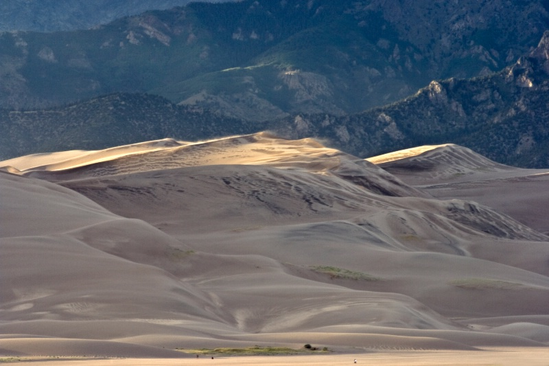 24 Great Sand Dunes and Sagre de Christo Mtns - ID: 10164192 © Patricia A. Casey