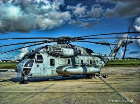 usmc ch-53